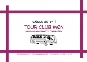Tour Club Møn 2016-17