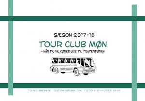 Tour Club Møn sæson 2017-18