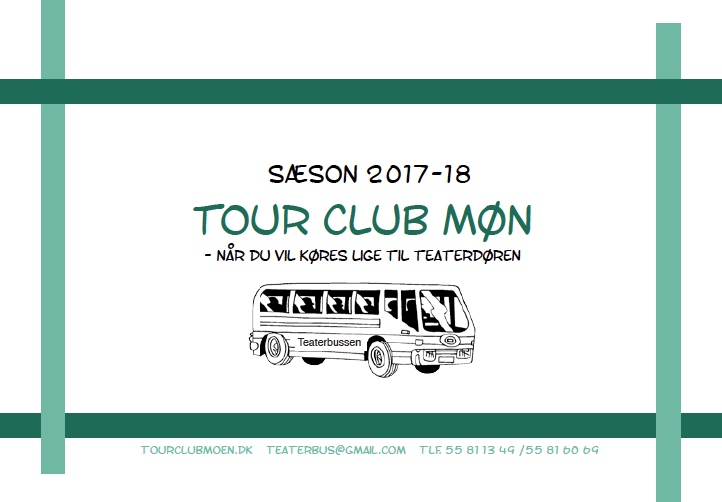 Tour Club Møns program